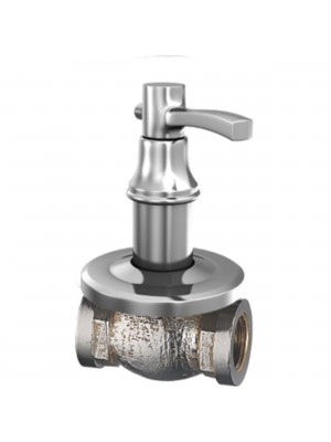 Sheetal - Antique Concealed Stop Cock Faucet With Wall Flange 15 and 20 mm