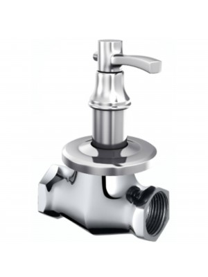 Sheetal - Antique Flush Cock Faucet With Adjustable Flange