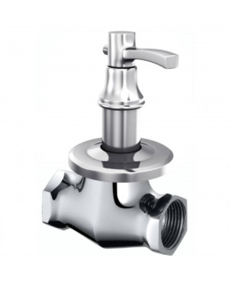 Sheetal - Antique Flush Cock Faucet With Adjustable Flange
